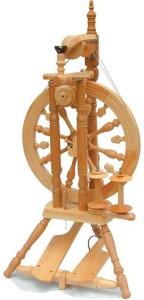 Kromski Minstrel Spinning Wheel
