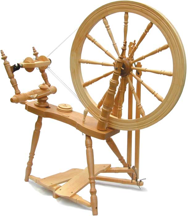 Kromski Spinning Wheels and Spinning Accessories