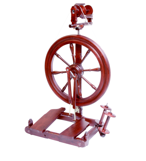 Kromski spinning wheels