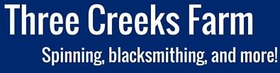 three creeks farm logo