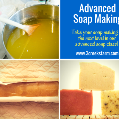 Soap Making Classes